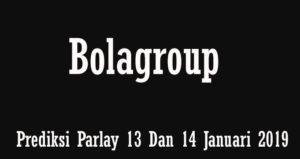 Prediksi Parlay 13 Dan 14 Januari 2019