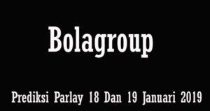 Prediksi Parlay 18 Daj 19 Januari 2019