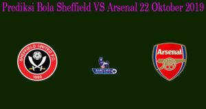 Prediksi Bola Sheffield VS Arsenal 22 Oktober 2019